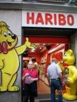 Haribo in Madrid