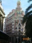 Pretty building in Valencia