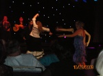 Audience participation in Flamenco dancing
