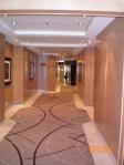 Seabourn Odyssey Hallway