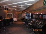 The ship's casino